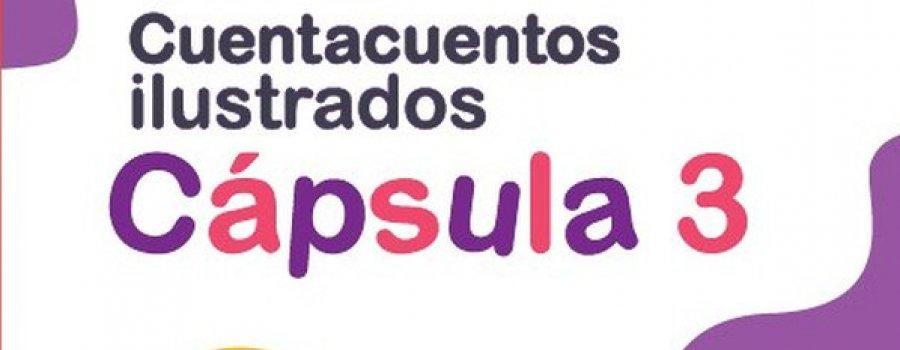Cuentacuentos ilustrados - Cápsula 3