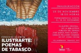 Ilustrarte: Poemas de Tabasco