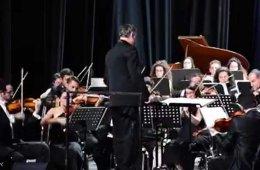 Orquesta Sinfónica del Festival Internacional Ricardo Ca...