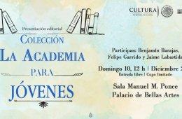 Colección La Academia para jóvenes
