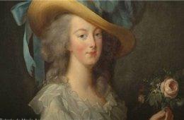 Marie Louise Élisabeth Vigée Le Brun, la pintora france...