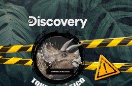 Discovery. Tour Jurásico