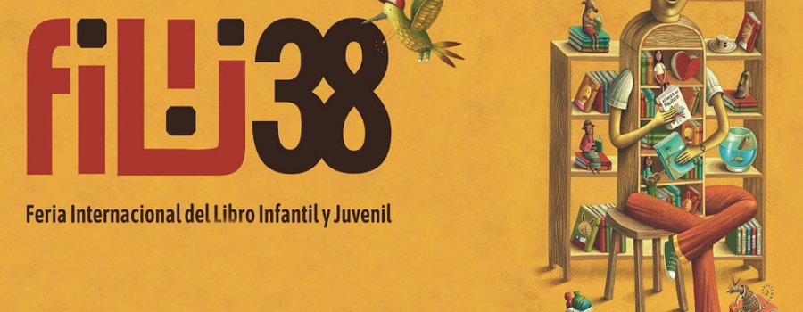 38 Feria Internacional del Libro Infantil y Juvenil (FILIJ)