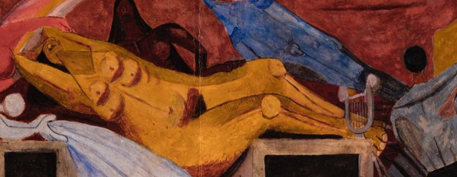 Another Mexico at First Glance. Rufino Tamayo's Sketches for Murals