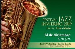Festival Jazz De Invierno 2019 Bellas Artes de la Univers...