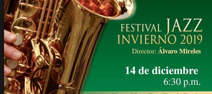 Festival Jazz De Invierno 2019 Bellas Artes de la Universidad Autónoma de Ciudad Juárez