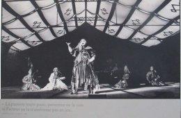 El teatro en París en los años 60-80