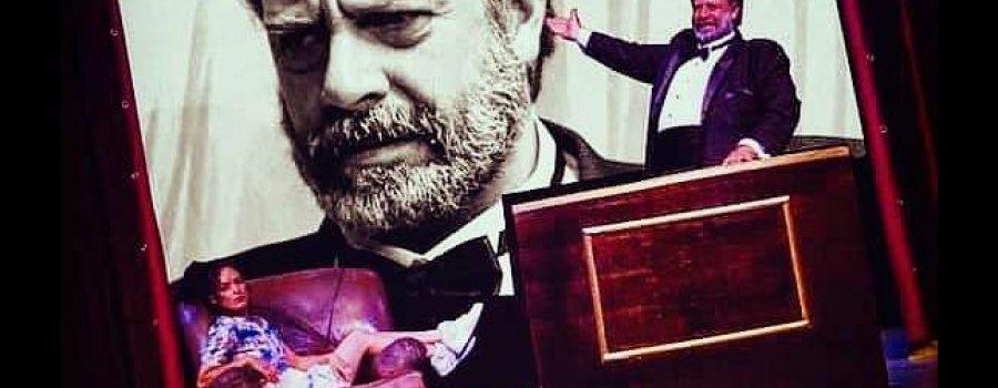 Su seguro servidor, Orson Welles