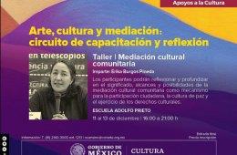Mediación cultural comunitaria