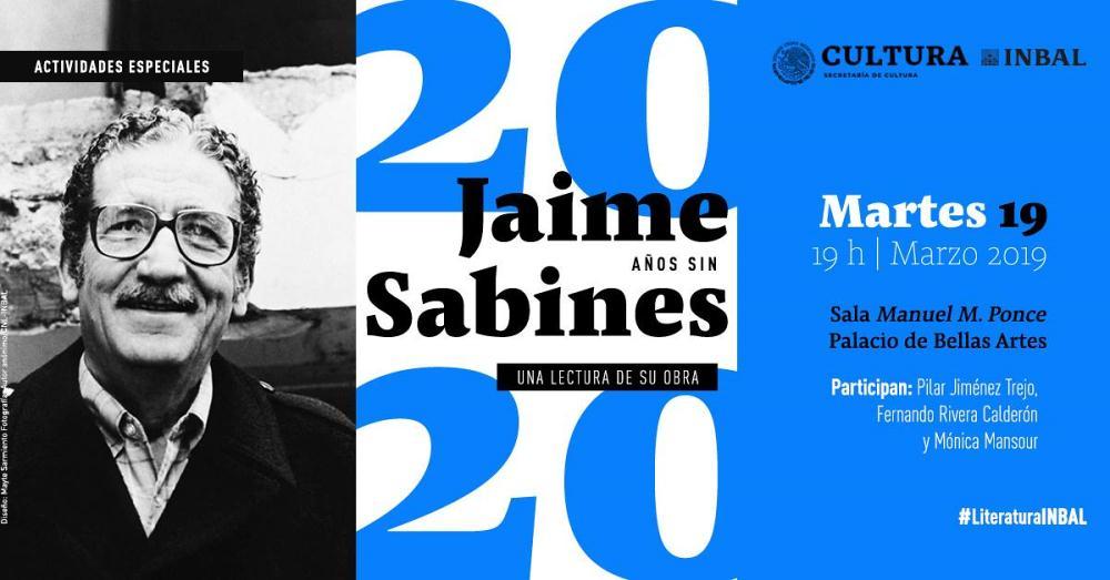 20 Años sin Jaime Sabines