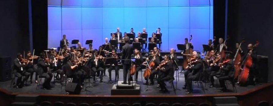 Concertino de Culiacán con Misael Barraza y la Orquesta Sinfónica Sinaloa de las Artes