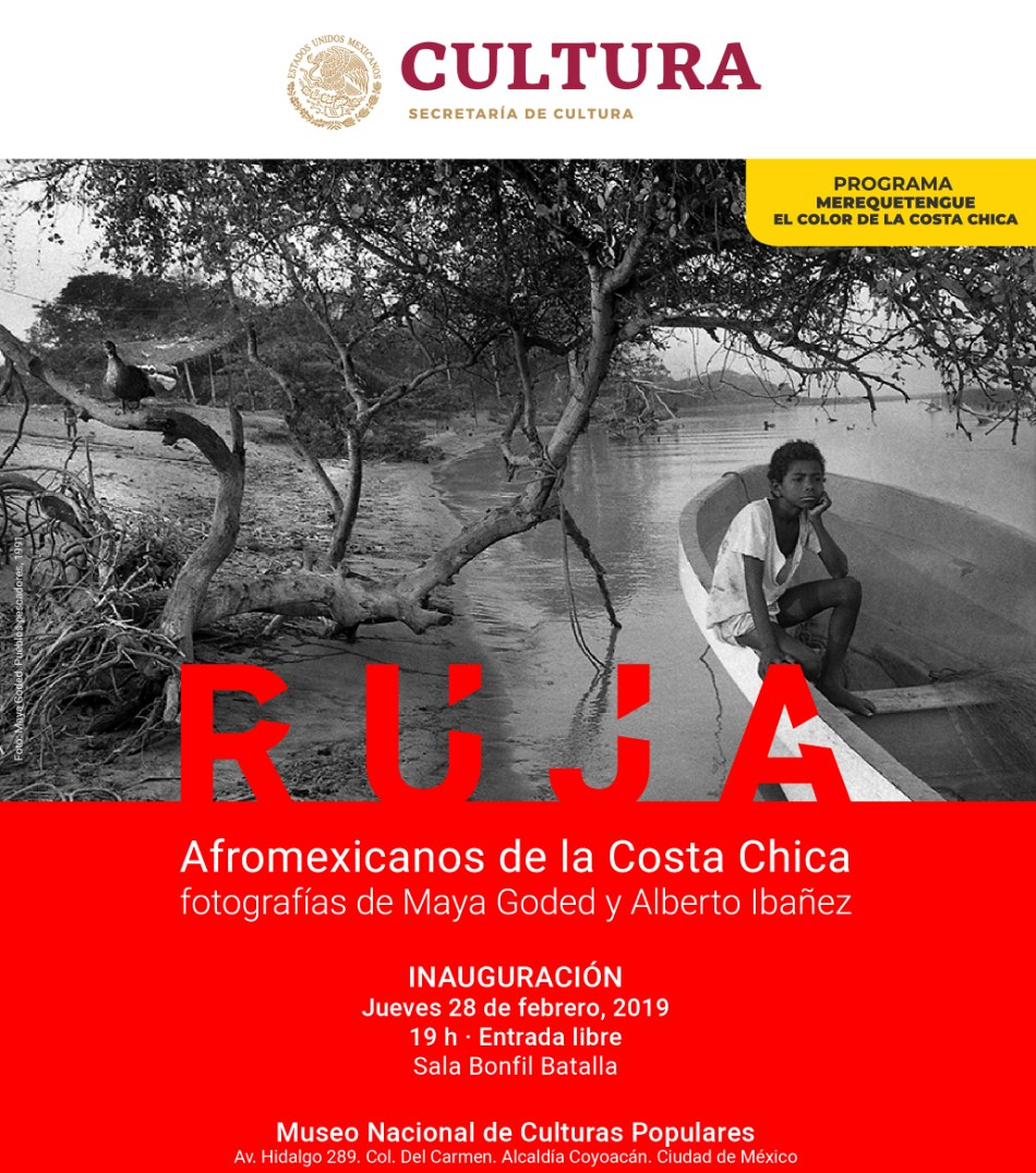 Ruja. Afroamericanos de la Costa Chica