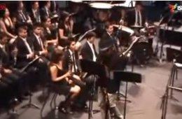 Baltazar Hernández Cano recuerda al músico Maciej Bosak