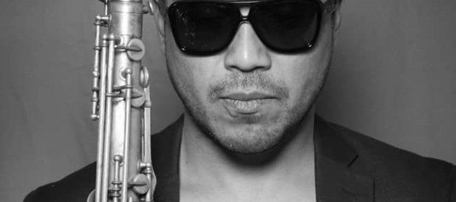 Concierto de jazz con Cristian Mendoza