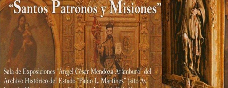Santos Patronos y Misiones