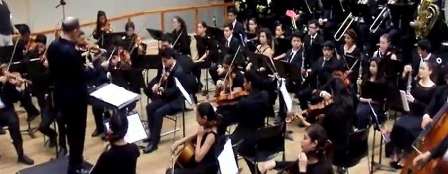 Symphony Youth Orchestra of Tijuana