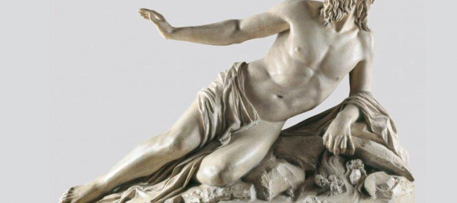 Estatuaria y relieves de inspiración griega y latina del Museo Nacional de Arte