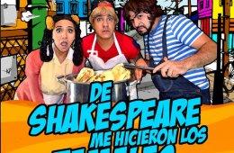 De Shakespeare me hicieron los tamales