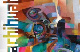 SUMMA pintura de Eugenio Flores Reyes