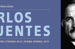 Premio Internacional Carlos Fuentes a la Creación Litera...