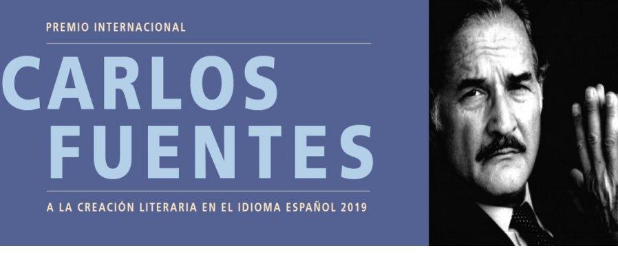 Premio Internacional Carlos Fuentes a la Creación Literaria en el Idioma Español