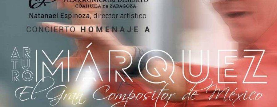 Arturo Márquez, el gran compositor de México
