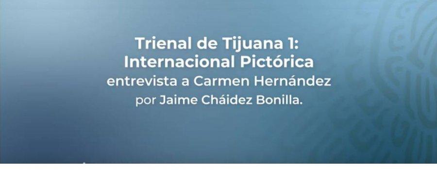 Trienal Tijuana 1: Internacional Pictórica