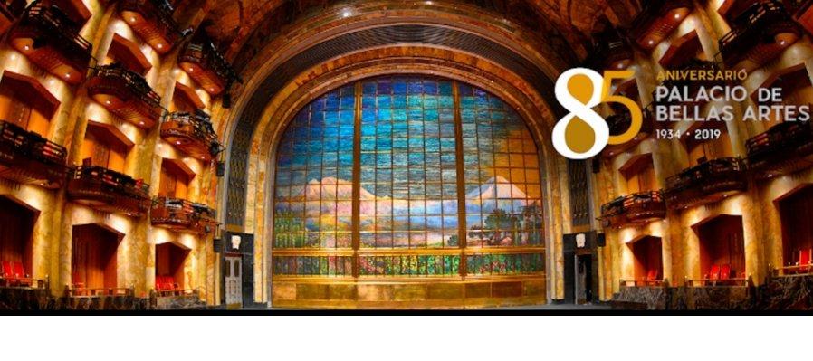 El Palacio de Bellas Artes. 85 Años de Arte y Cultura