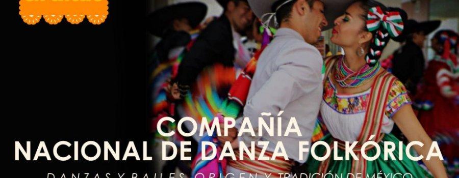 Danza y bailes, origen y tradición de México