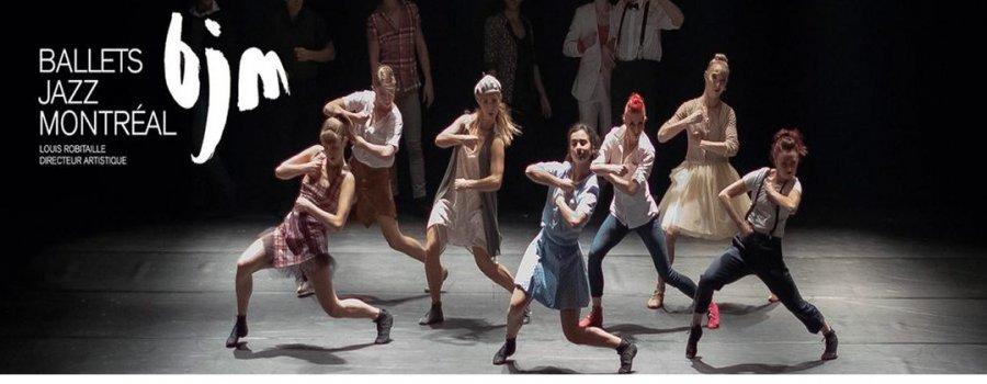 Les Ballets Jazz de Montréal