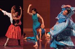 Función de graduación de la Escuela de Danza de la Ciud...