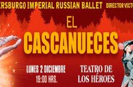 Saint Petersburg Imperial Russian Ballet: The Nutcracker