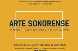Sonora 1.0 Apuntes para una colección