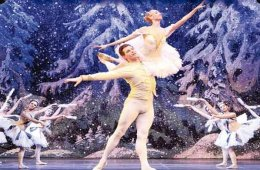 Moscow State Ballet: El Cascanueces