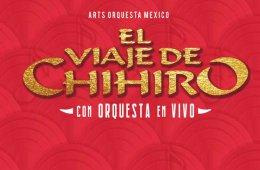 El Viaje de Chihiro. Movie Concert México