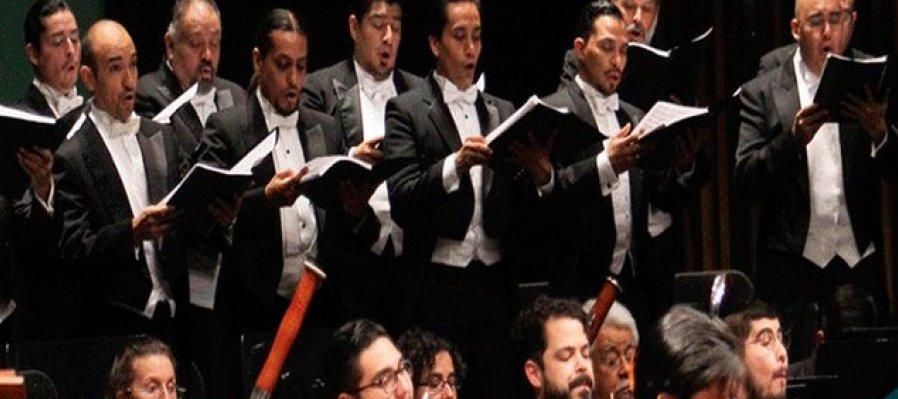 Orquesta Sinfónica Nacional. Concierto de la Academia de Artes. Programa 30