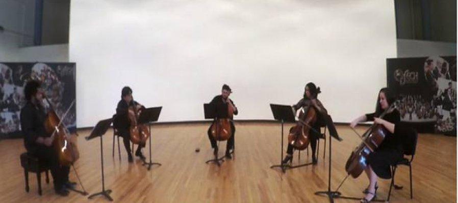 Kol Nidrei - Max Bruch - Orquesta Filarmónica del Estado de Chihuahua
