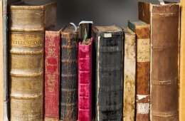 The Scandal of the Silent Books