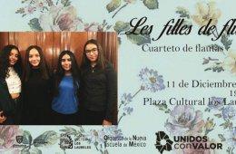 Les filles de flute