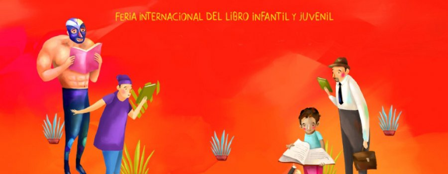 37 Feria Internacional del Libro Infantil y Juvenil (FILIJ)