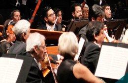 Orquesta Sinfónica Nacional. Programa 32
