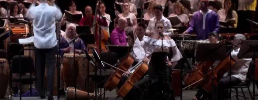 La pasión según San Marcos con la Orquesta Sinfónica Nacional de México