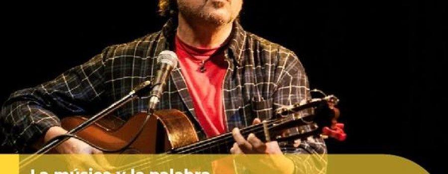 La música y la palabra  Carlos Fernandez Porcel