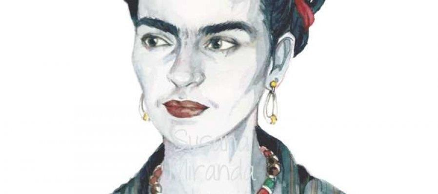 La historia de México; la historia de Frida