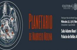 Planetario de Mauricio Molina