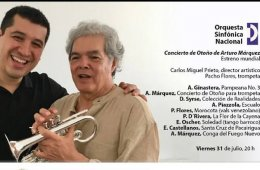 Orquesta Sinfónica Nacional. Concierto de Otoño de Artu...