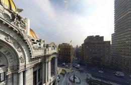 Recorrido virtual 360° Palacio de Bellas Artes