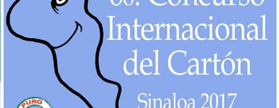 6to. Concurso Internacional del Cartón, Sinaloa 2017