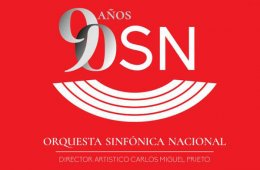 National Symphony Orchestra. 6th Program
