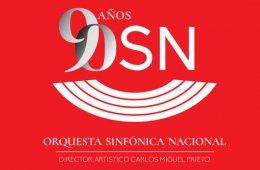 Orquesta Sinfónica Nacional. Programa 2